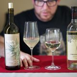 Inspecting Sauvignon Blanc Wines Cannabis Infused