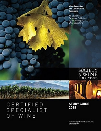 Certified Specialist Of Wine: CERTIFICATION PROGRAM