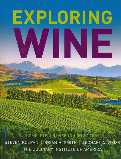 Exploring Wine by Steven Kolpan