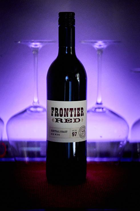 Frontier Red Wine