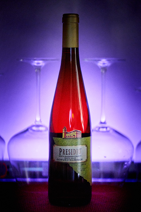 Presidio Winery Gewurztraminer