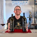 Ryan trying Temecula Valley Wines