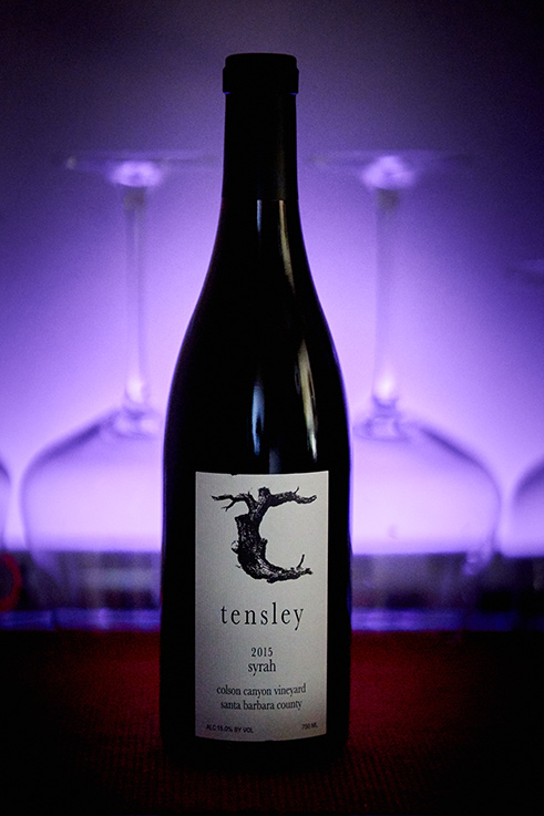 Tensley Wines Colson Canyon Syrah