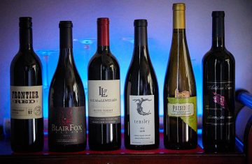 Wines From Los Olivos & Solvang