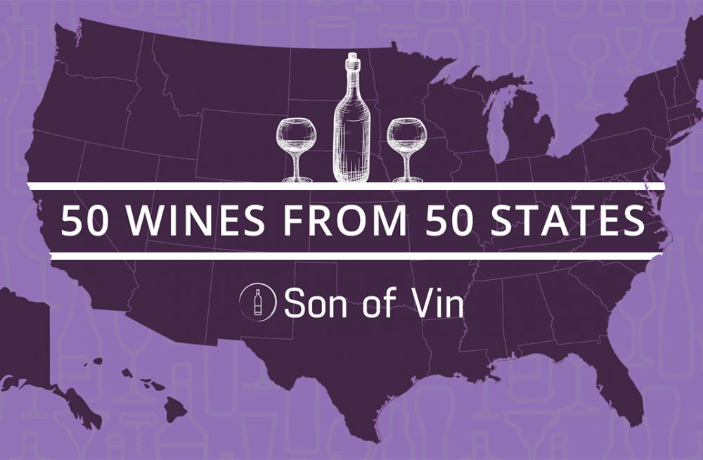 50 Wines From 50 States
