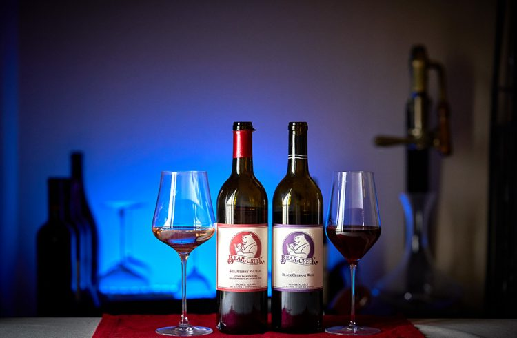 Alaska Wines