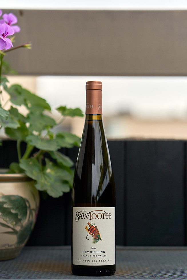 Sawtooth Winery Dry Riesling
