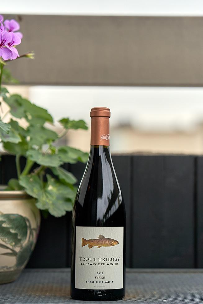 Sawtooth Winery Syrah