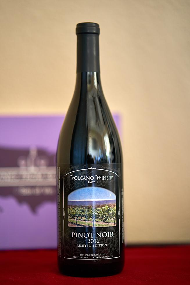 Volcano Winery Pinot Noir