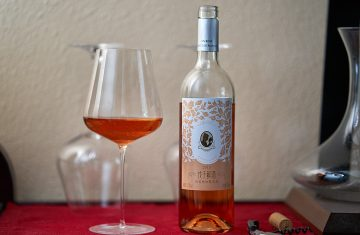 2015 Rose Chateau Rongzi Winery