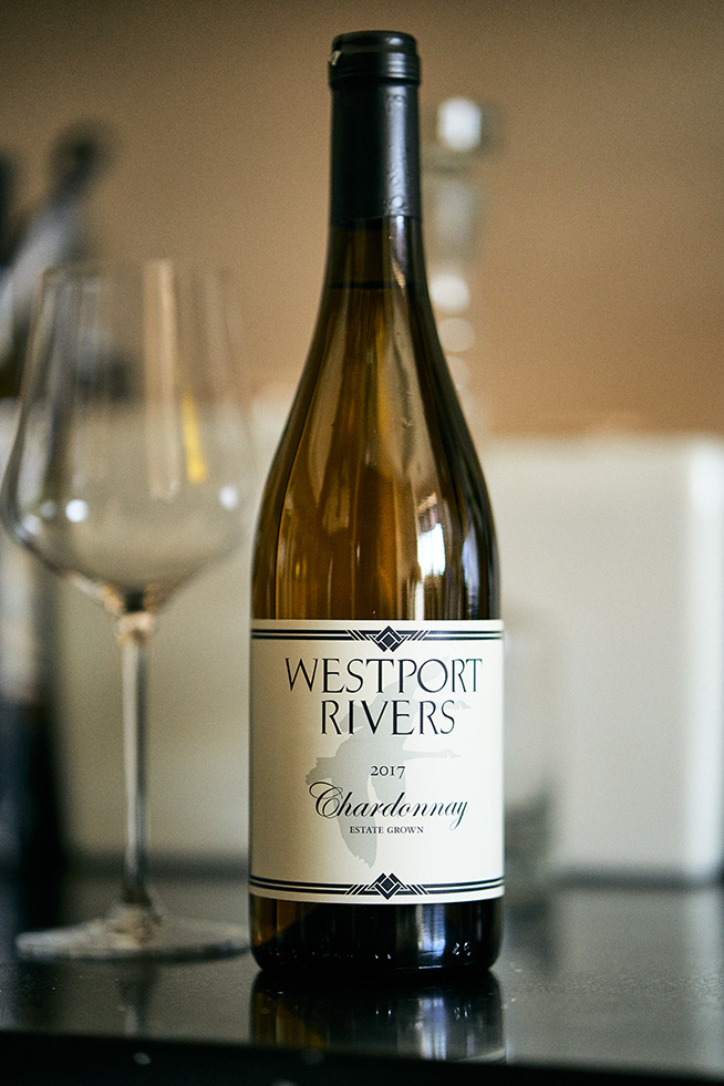 Chardonnay Westport Rivers Winery