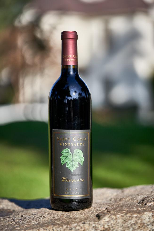 Saint Croix Vineyards Marquette