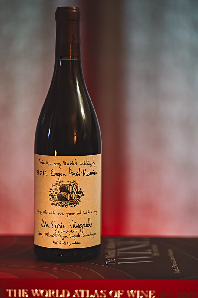 Eyrie Vineyards Pinot Meunier