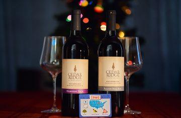 Iowa wines