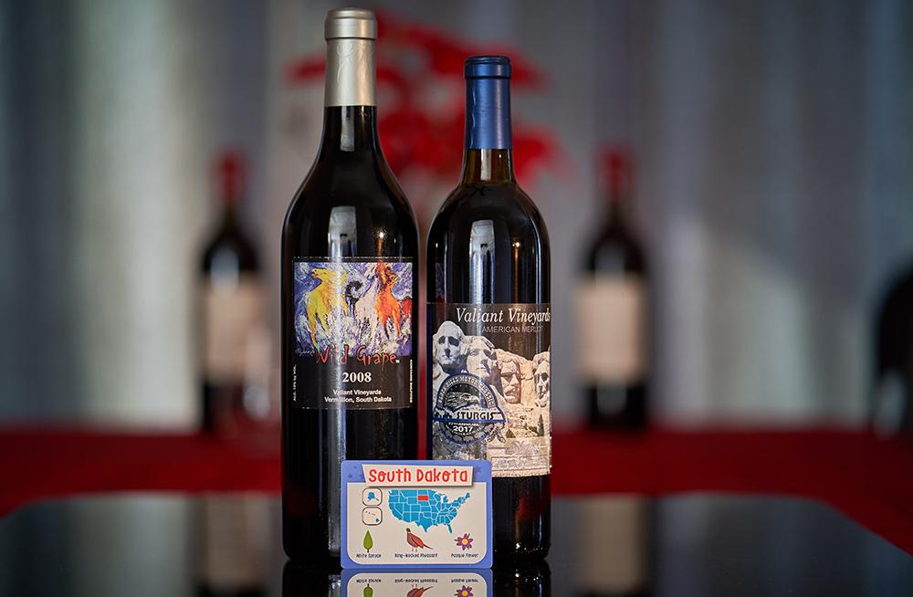 South Dakota Wine