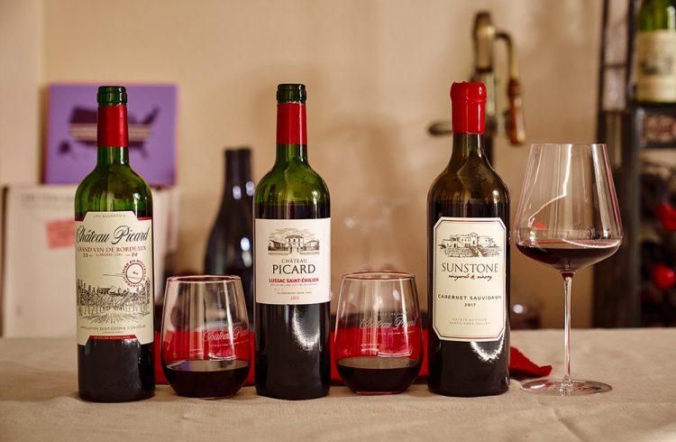 Star Trek Chateau Picard Sunstone Winery