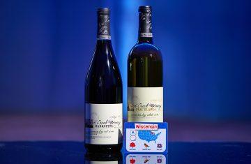 Wisconsin wines