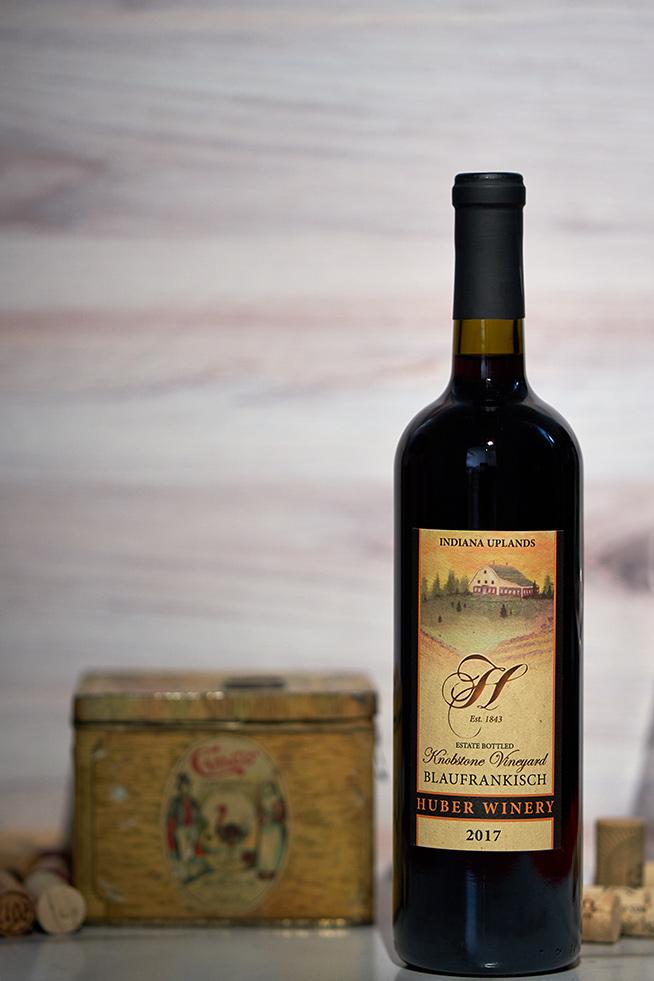 Huber's Orchard Winery Blaufränkisch
