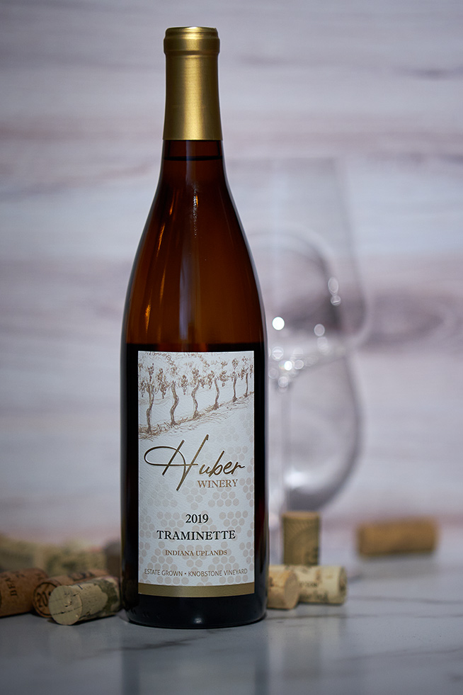 Huber's Orchard Winery Traminette