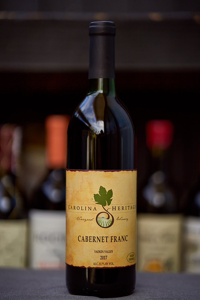 Carolina-Heritage Winery Cabernet Franc