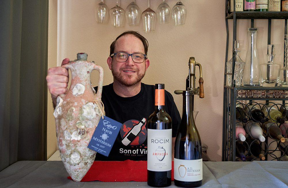 Comparing Amphora Wines