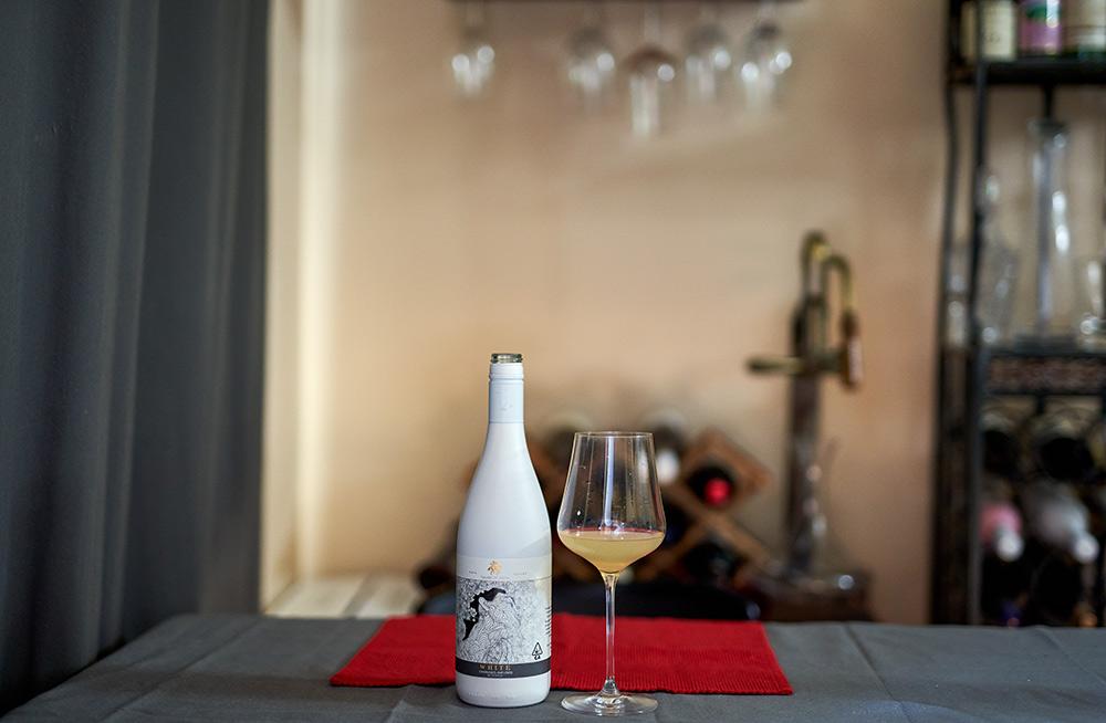 House of Saka White wine