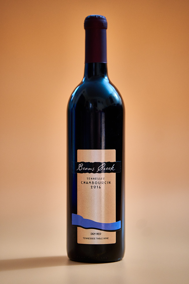Beans Creek Winery Tennessee Chambourcin