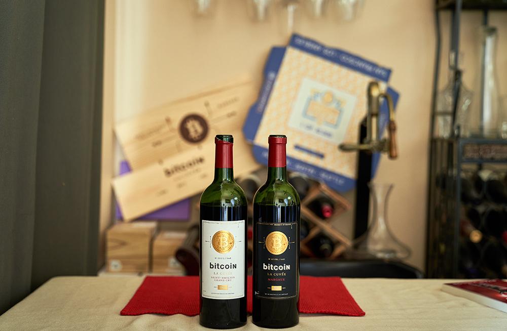 Bitcoin Wines