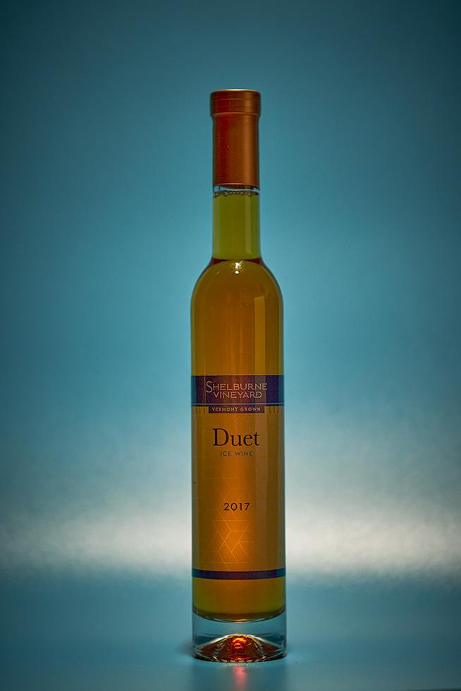 shelburne vineyard duet ice wine